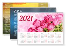 создать календарь онлайн бесплатно
